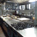 """O Restaurante de sucesso: """"A cozinha"""""""