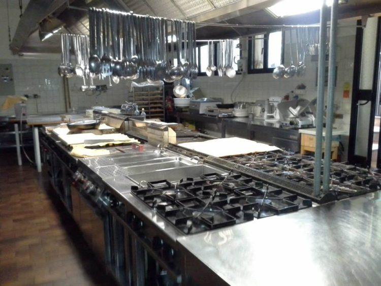 cozinha restaurante sucesso