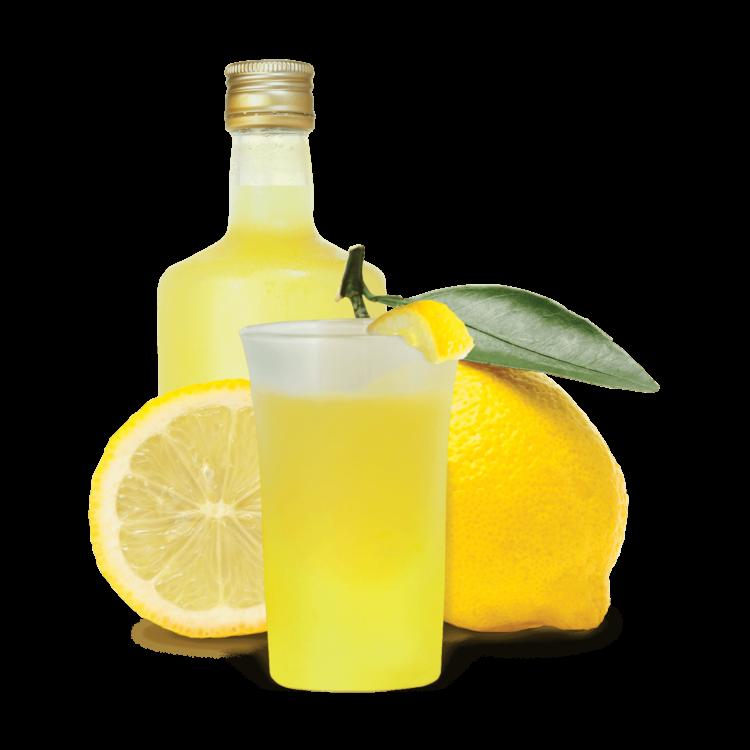 receita do limoncello