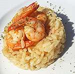 cursos de culinária - risoto